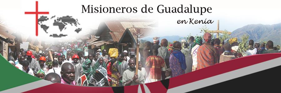 Misioneros de Guadalupe en Kenia