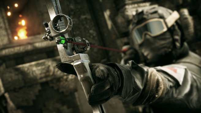 DICE explica o motivo de não ter liberado a flecha de fogo para a Phantom Bow no mapa Operation Outbreak