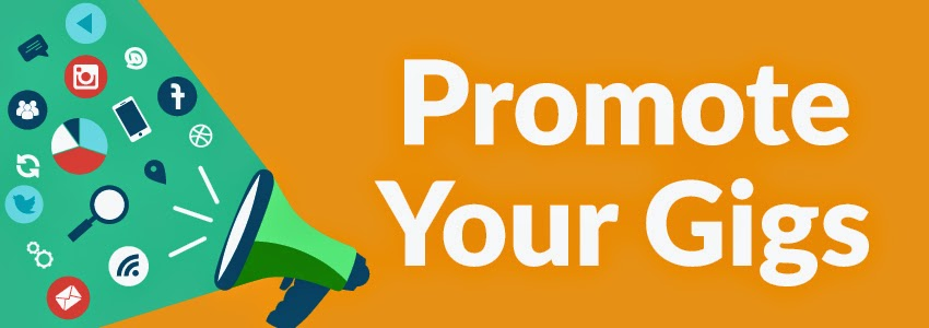 Promote Your Fiverr Gigs