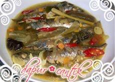 Gambar Resep Masakan Pindang Ikan Layang Kuah Kuning Dapur Cantik