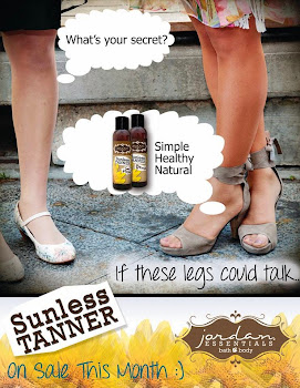Sunless Tanner ~ A Must Have