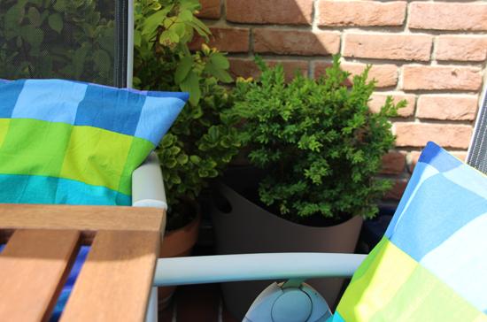 binedoro Blog, Urban Gardening, Balkon, Pflanzen, Kräuter, Sommer, Summertime, design3000, Werbung