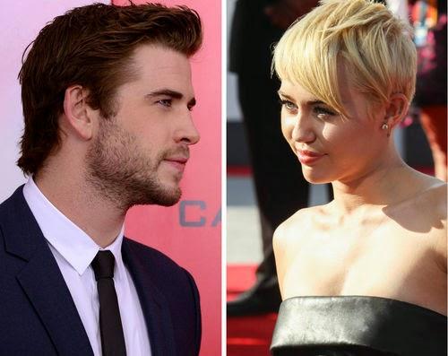 Finally: Liam Hemsworth talks about Miley Cyrus
