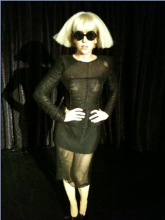 Lady Gaga @Madame Tussauds