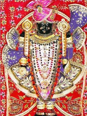 Dwarkadheesh Main Deity