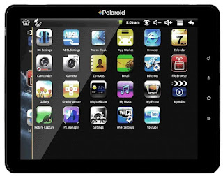 Polaroid PMID701i Tablet with Android 4.0
