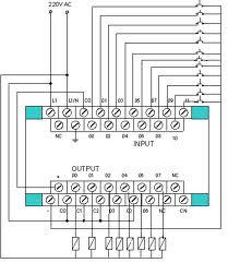 belajar plc omron kbm 4 pemasangan & pengawatan omron sysmac cp1e gambar pengawatan input