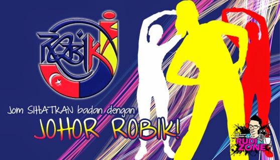 Video senaman Johor Robik