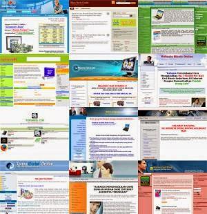 KUMPULAN SCRIPT PHP, PPC, PTC, TOKO ONLINE, IKLAN BARIS, DLL