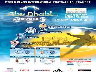 مشاهدة بث مباراة الزمالك وشاختار دونيتسك الأوكرانيعلى قناة النهار رياضه وقناة دبي الرياضية 5
