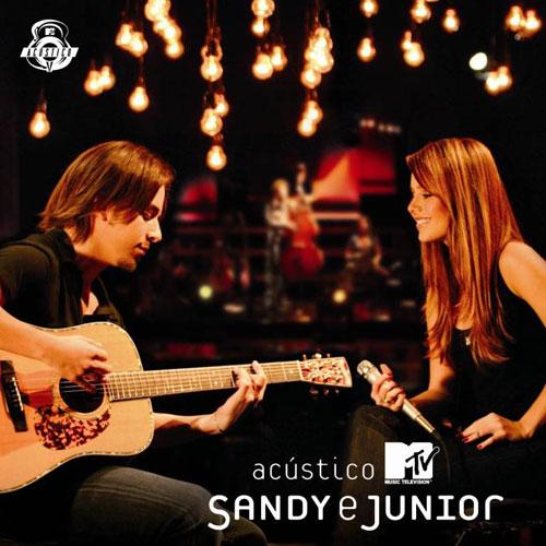 Capa Sandy e Júnior   Acústico MTV | músicas