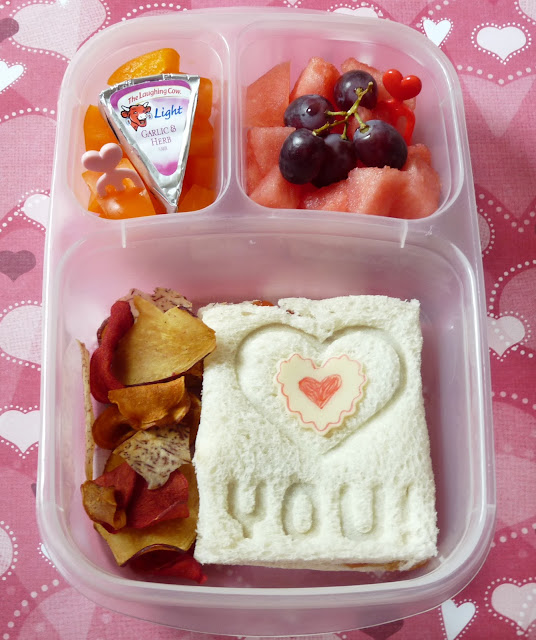 Heart Easylunchboxes Bento
