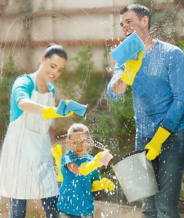 Check list para una limpieza profunda de la casa www - Limpieza profunda casa ...