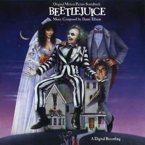 Beetlejuice Movie Cover