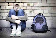 DEPRESION GRACIAS A LA DISCRIMINACION ESCOLAR