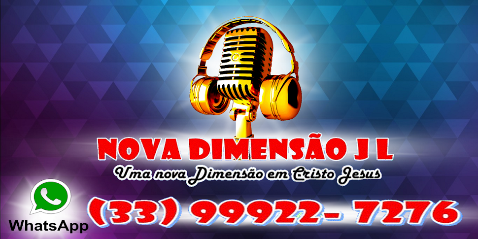RÁDIO NOVA DIMENSÃO JL