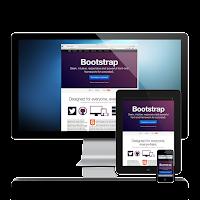 Membuat Template dengan Bootstrap's Framework