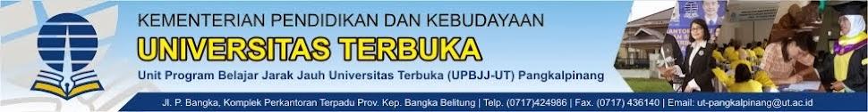 Universitas Terbuka (UT) Pangkalpinang