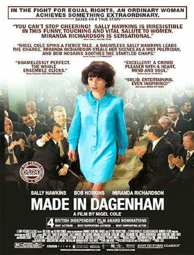Ver Pago justo (Made in Dagenham) (2010) Online