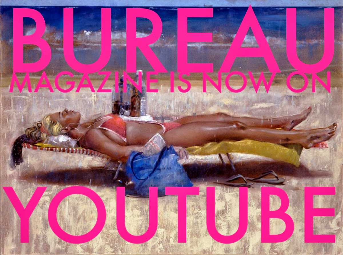 BUREAU OF ARTS AND CULTURE MAGAZINE IS NOWON YOUTUBE