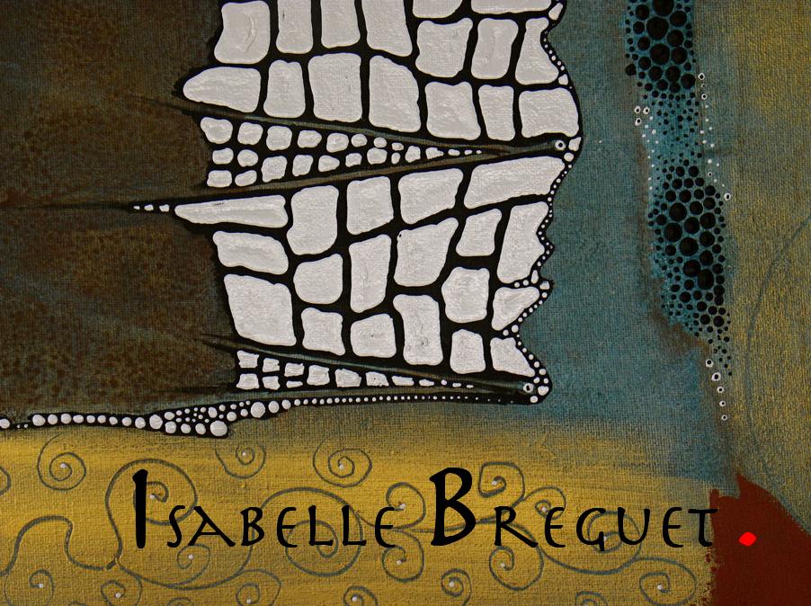ISABELLE  BREGUET