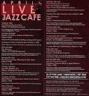 Jazz Café April 2016