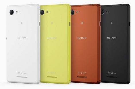 Harga HP Sony Xperia E3