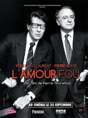 1 Yves Saint Laurent   Pierre Bergé, lamour fou