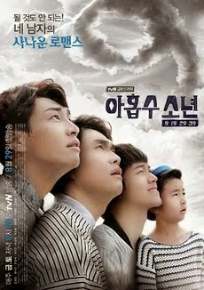 Drama Korea Plus Nine Boys (2014) Subtitle Indonesia