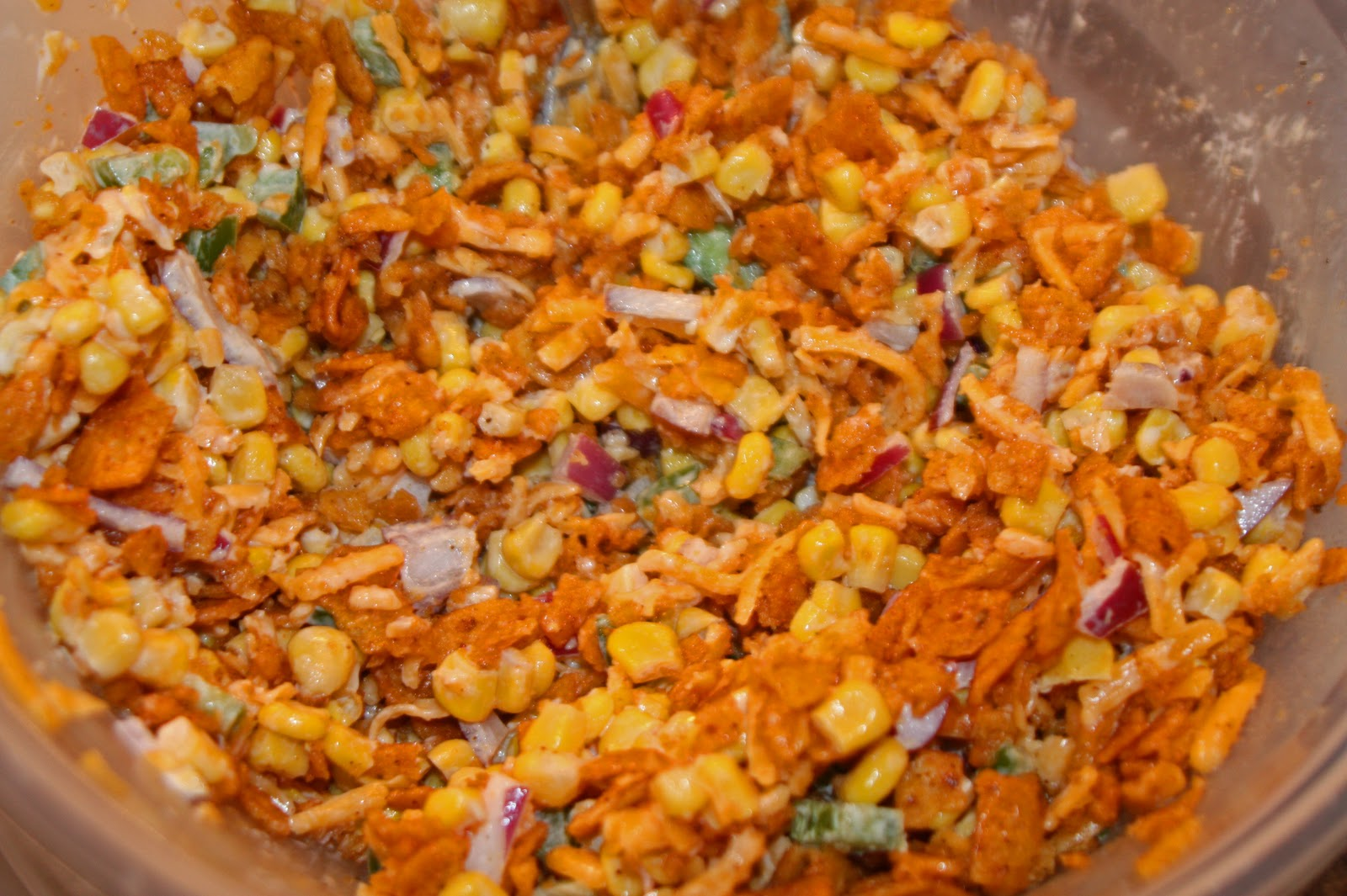 Fritos Corn Salad Corn Frito-chip Salad