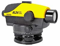 Nivel óptico Stanley ® AL-24 GVP ref.: 1-77-182