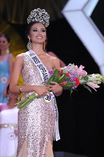 Binibining Pilipinas Supranational 2013 Mutya Johanna Datul
