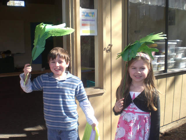 Palm Sunday School Craft