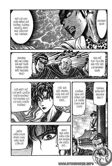 Chú bé rồng-Ryuuroden chap 199 Trang 9 - Mangak.info