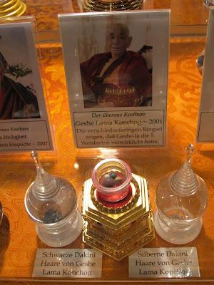Lama Kenchog, Maitreya Reliquien, Bottighofen, Bodensee, Bodenseeforum