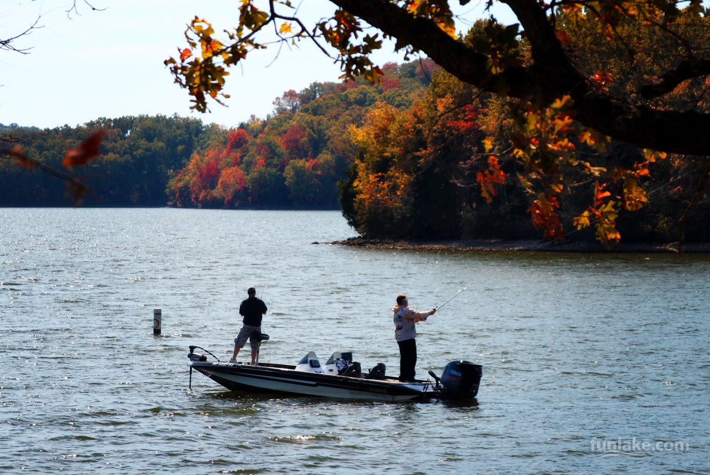 Lake of the ozarks mo the funlakemo blog october 2013 for Fishing lakes in missouri