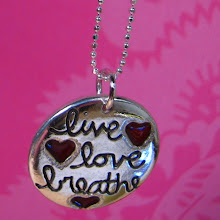 Lissa's Love to Breathe Pendants