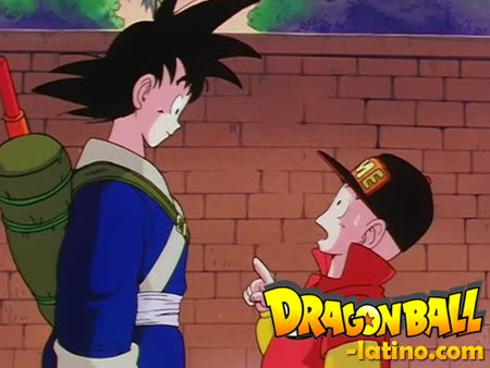 Dragon Ball capitulo 133