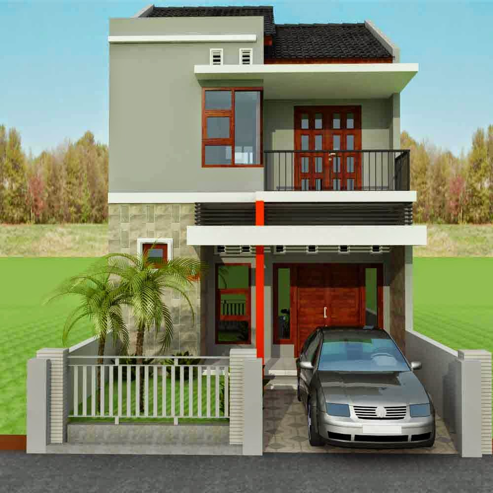 Minimalist-Home-Design-Simple-2-Floor-Latest