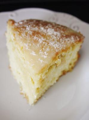 CranberryJam: Kokosinis Obuolių Pyragas su Baltojo ...