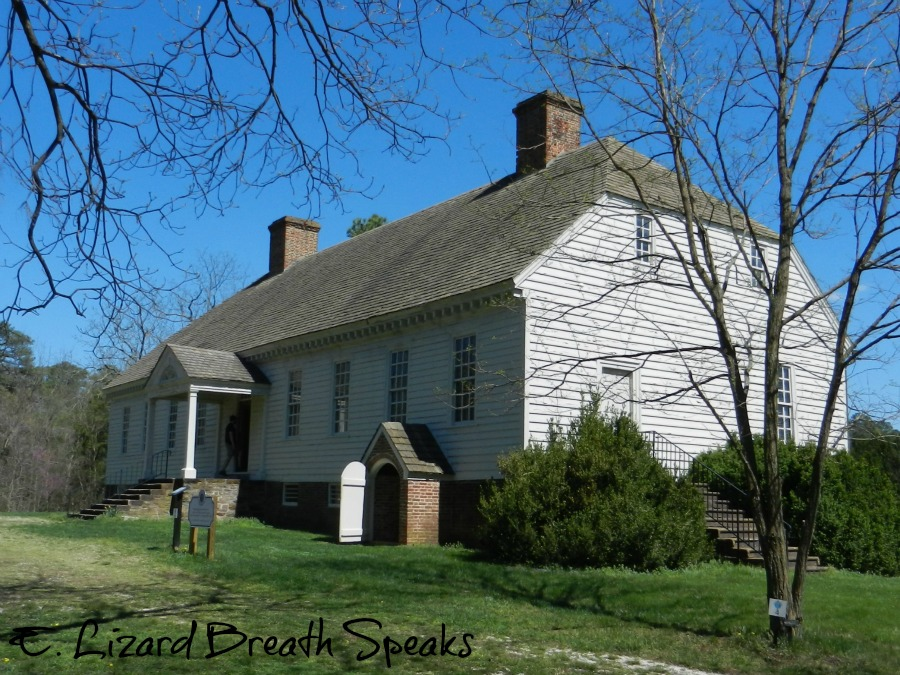 Scotchtown, Patrick Henry's home, Beaverdam, Virginia