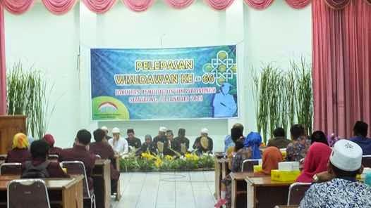 Pelepasan Calon Wisudawan ke-66 Fakultas Ushuluddin