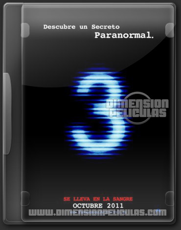 Actividad Paranormal 3 (DVDRip Ingles) (2011)