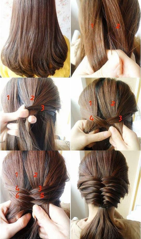 Tranças cabelo tendencias 2015