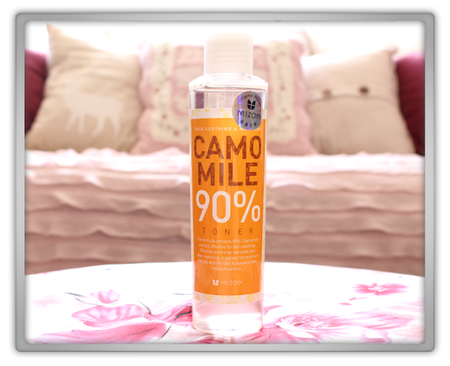 Jolse Order 3 Part 2 skincare Haul & Review 2015 beauty blogger Mizon CAMOMILE 90% TONER