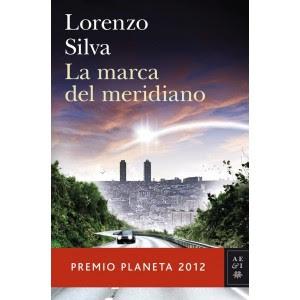 La marca del meridiano -Lorenzo Silva