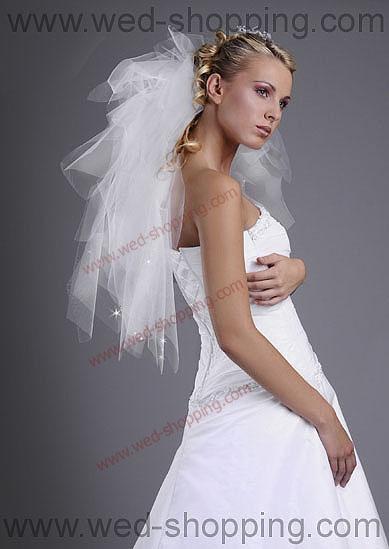 Bridal Moves Unique Wedding Veils