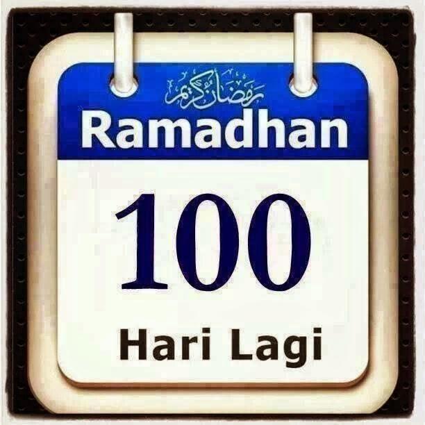 ramadhan, 100 hari