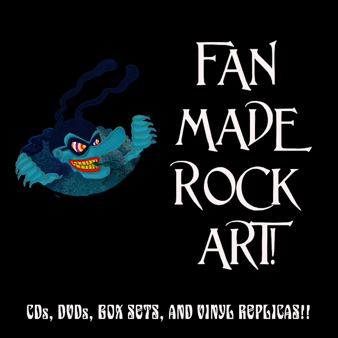 FAN MADE ROCK ART!