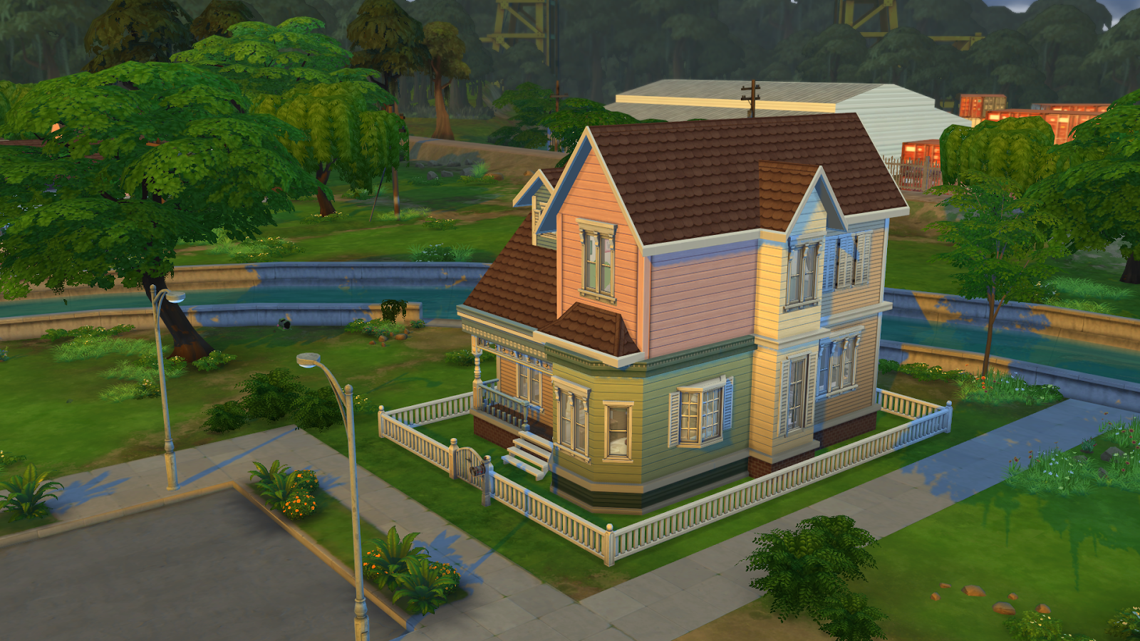 how to put the camera down sims 4
